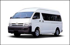Bangkok Van transfer