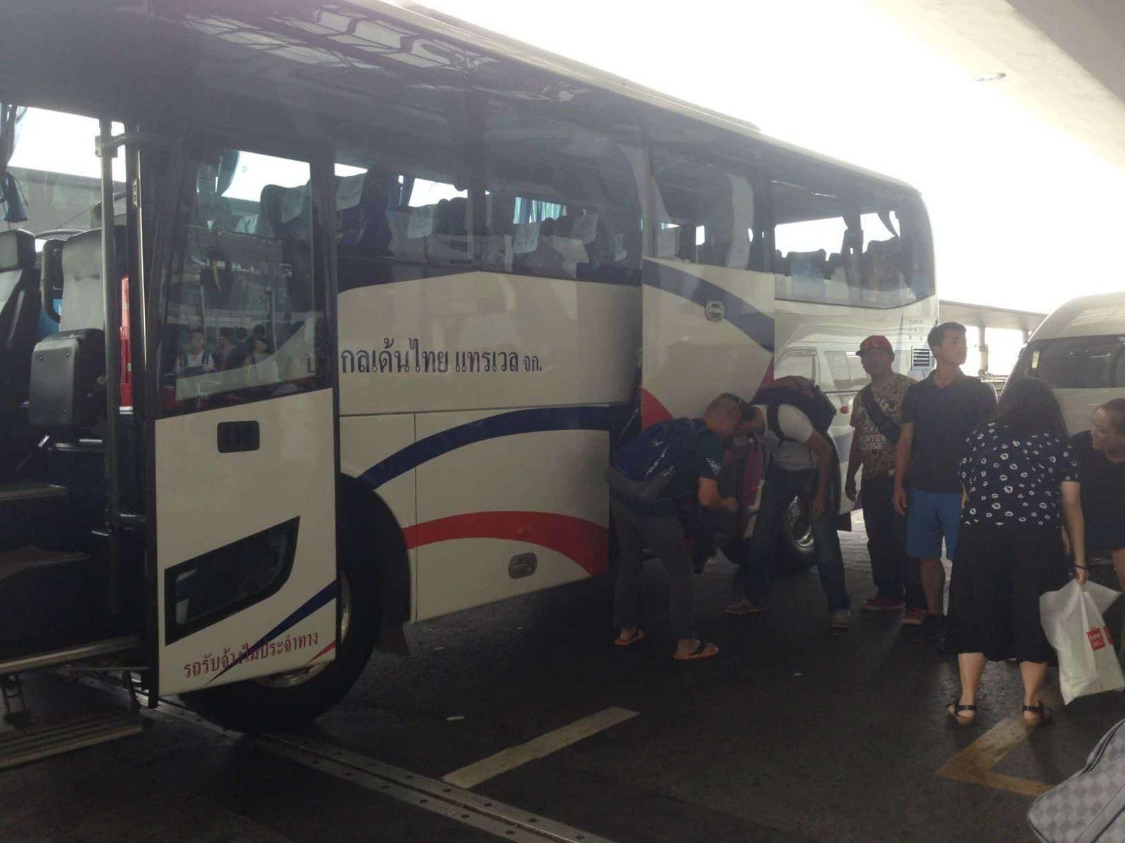 Corporate Bus Hire Thailand
