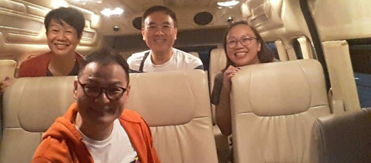 Transfer to Hua Hin Thailand