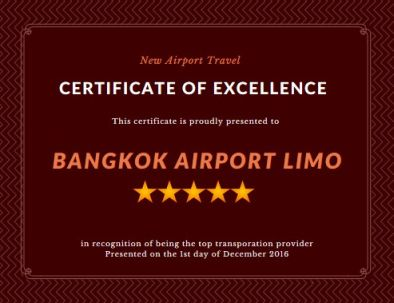 best bangkok transfer