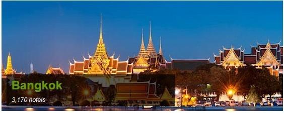Bangkok Hotel Rates