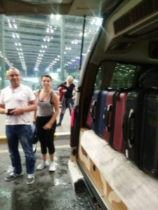 bangkok airport to pattaya limo transfer