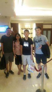 방콕 공항 국제선 환승