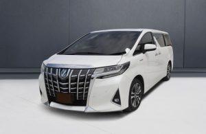 Toyota Alphard Bangkok Airport Transfer